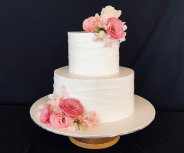 Wedding Cake 2 Tier 6 10