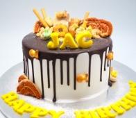 TPG Nostalgic Drip Cake